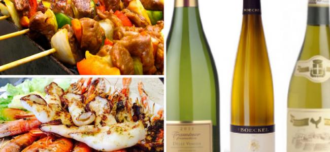 Quali vini abbinare con grigliate di carne e verdure? Ecco un vademecum