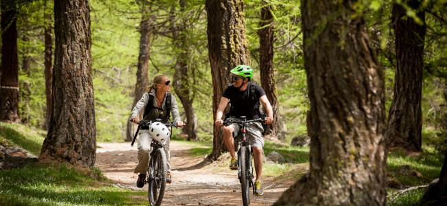 Courmayeur Summer Bike: una stagione di proposte su due ruote