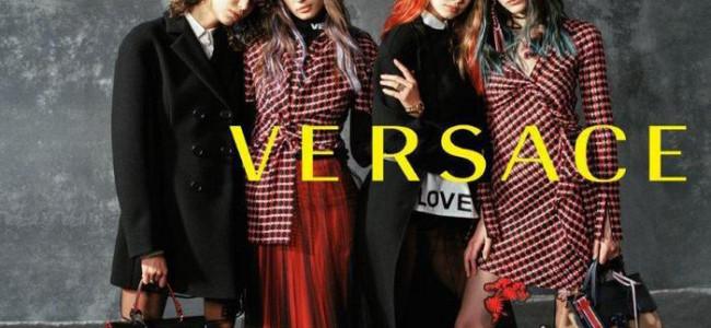 Weber realizza per Versace una campagna di protesta