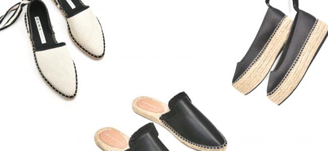 Espadrillas, la scarpa dell'estate 2017