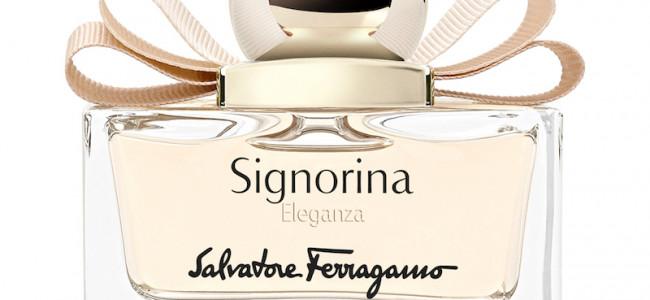 Signorina in viaggio, la fragranza di Salvatore Ferragamo