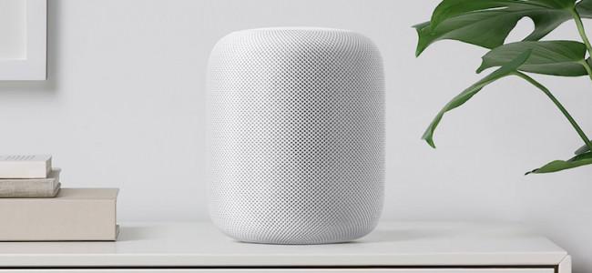 HomePod, il nuovo speaker da salotto realizzato da Apple