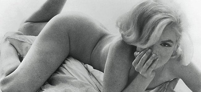 Marilyn Monroe, La Dernie?re Se?ance, una mostra di foto inedite al DS World Paris