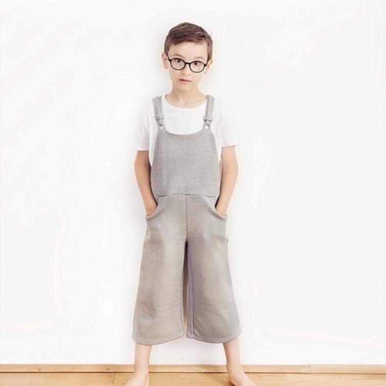 Al Pitti Bimbo verrà presentata la collezione di abiti per bambini realizzati con ortica e cannabis