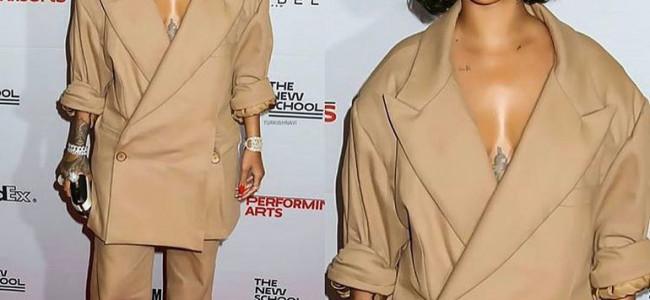 Rihanna ingrassa e il web si scatena