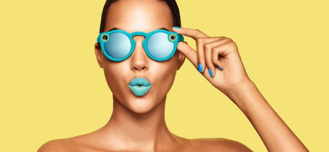 Arrivano in Italia gli Spectacles, gli occhiali con cui registrare e condividere video su Snapchat