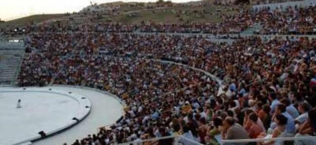 Al Teatro Greco di Siracusa oltre tremila spettatori per le 'Rane' di Aristofane