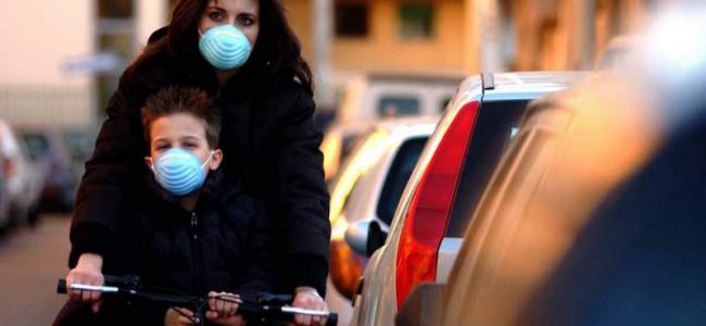 Lo smog rallenta l'attività cerebrale dei bimbi, uno studio punta il dito sui fumi del traffico