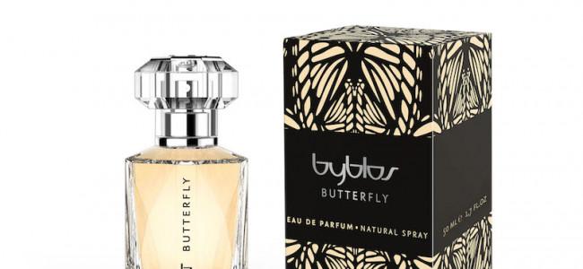 Nasce la nuova fragranza Byblos Butterfly