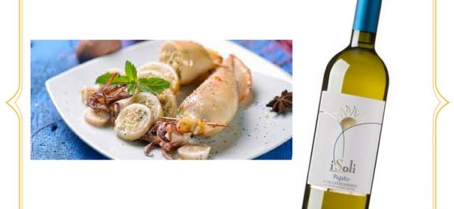Calamari ripieni: la ricetta sarda