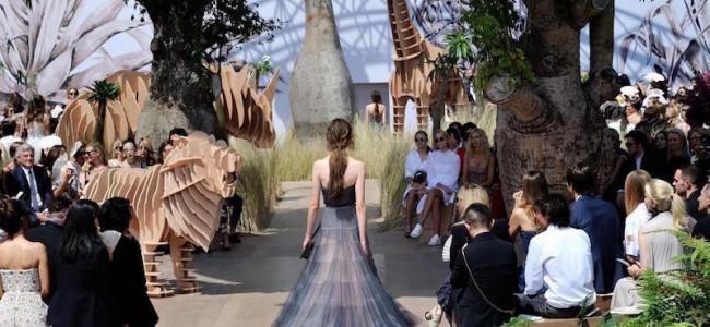 La collezione Dior per l'autunno – inverno 2017/2018