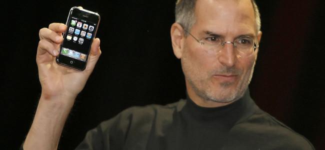 L'iphone è nato grazie ad un'antipatia di Steve Jobs verso un dipendente Microsoft