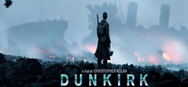 Venezia: si è svolta ieri l'anteprima del nuovo colossal di Christopher Nolan, 'Dunkirk'