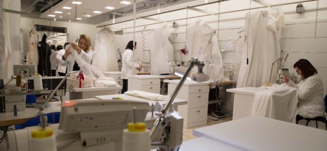 Maison Signore acquista lo storico brand pugliese di abiti da sposa Giovanna Sbiroli e apre in Puglia [GALLERY]