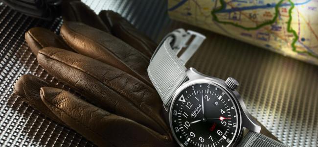 Novità di Alpina: i Startimer Pilot Quartz GMT [GALLERY]