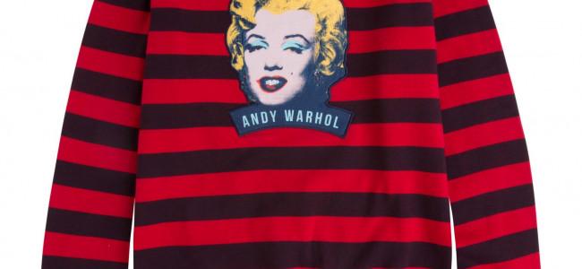 Pepe jeans london rende omaggio a Andy Warhol con la collezione autunno inverno 2017 [GALLERY]