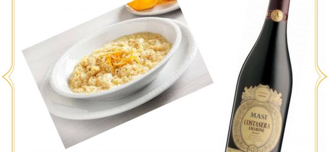 Risotto al taleggio e noce moscata: ricetta classica