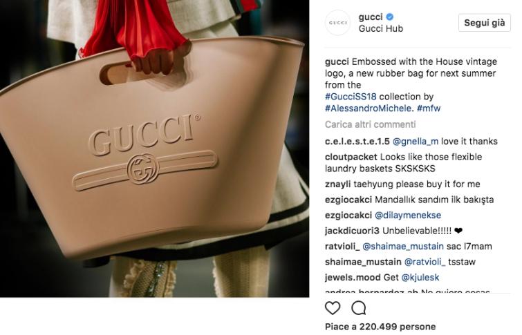 Milano Fashion Week: è Gucci il re di Instagram per Blogmeter