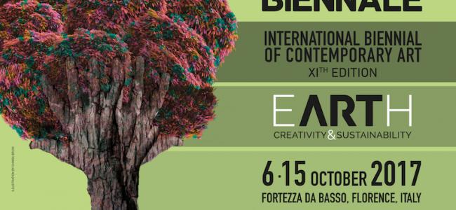 Florence biennale 2017: in mostra 462 artisti dal 6 ottobre alla Fortezza [GALLERY]
