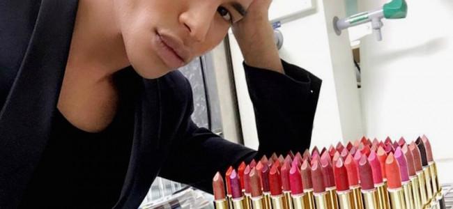 L'Oréal Paris: Olivier Rousteing crea 12 nuove tonalità di rossetti