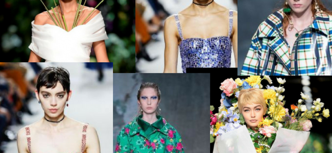 Milan Fashion Week: beauty look dalle collezioni per la primavera estate 2018 [GALLERY]