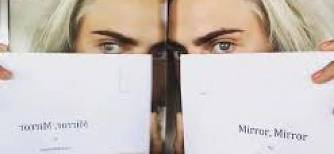 Cara Delevingne diventa anche autrice con  Mirror, il suo primo romanzo
