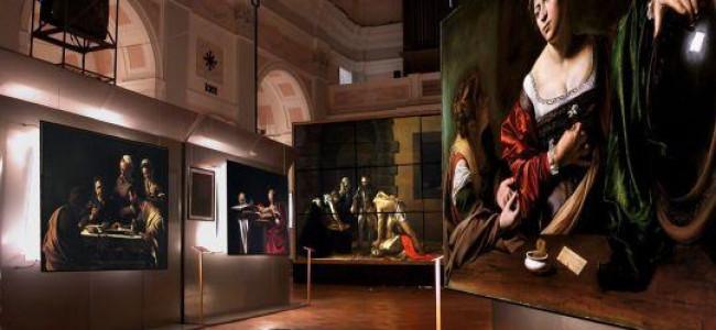 Milano: in mostra 20 capolavori di Caravaggio dal 29 settembre al 28 gennaio