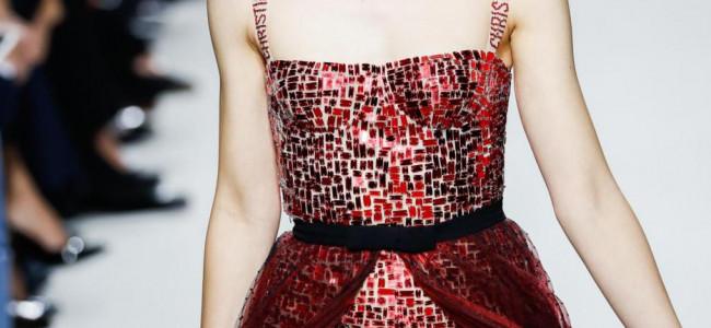 Parigi: sfila la collezione Dior per la primavera estate 2018 [GALLERY]