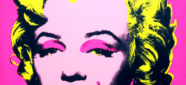 Palermo: in mostra oltre 150 opere di Andy Warhol