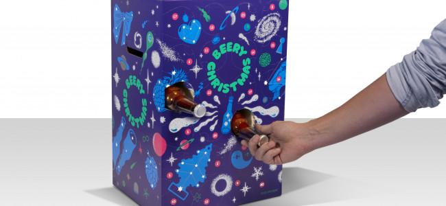 Beery Christmas, il calendario dell'avvento che innova la tradizione