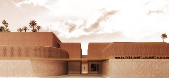 Marrakech : il 19 ottobre si inaugura il Museo Yves Saint Laurent