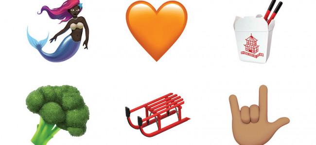 Emoji: tanti nuovi simboli in arrivo sui dispositivi Apple