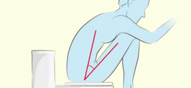 """Anche per """"andare in bagno"""", esistono delle regole per migliorare la salute dell'intestino"""