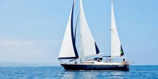 Calabria, il paradiso del sailing