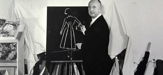 "Christian Dior: 60 anni fa l'addio al padre del ""New Look"" [GALLERY]"