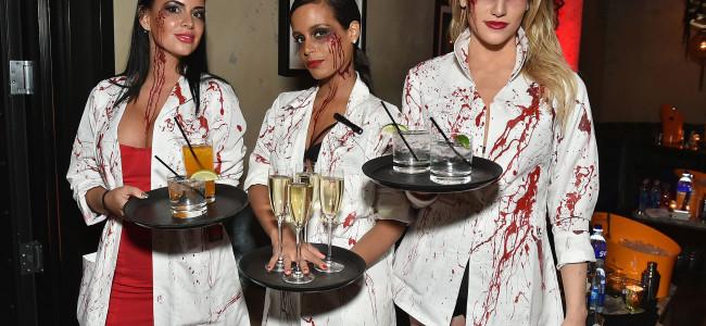 Halloween: i costumi più sexy dai parti più esclusivi [GALLERY]