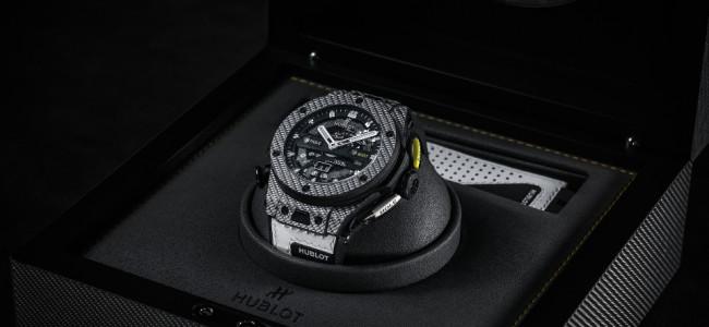 Hublot presenta il primo orologio meccanico da golf a finestrelle [GALLERY]