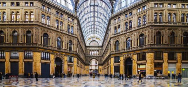 Tour su misura e personal shopper a Napoli