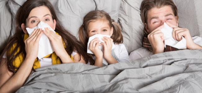 Le 7 regole contro i malanni di stagione
