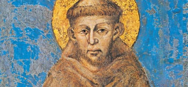 San Francesco approda su instagram
