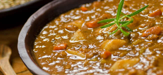 4 ricette di zuppe di legumi originali e sfiziose per rimanere in forma