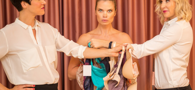 Il bra fitting arriva a Milano! Pati e Jò, le stiliste del seno, ti svelano tutti i segreti di questo servizio rivoluzionario [GALLERY]