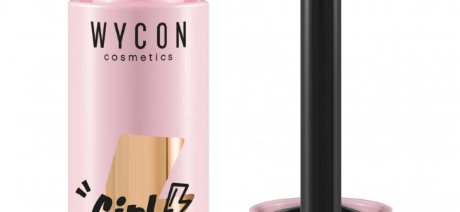 Wycon Cosmetics Girl Power: il nuovo mascara charity che supporta il telefono rosa [GALLERY]