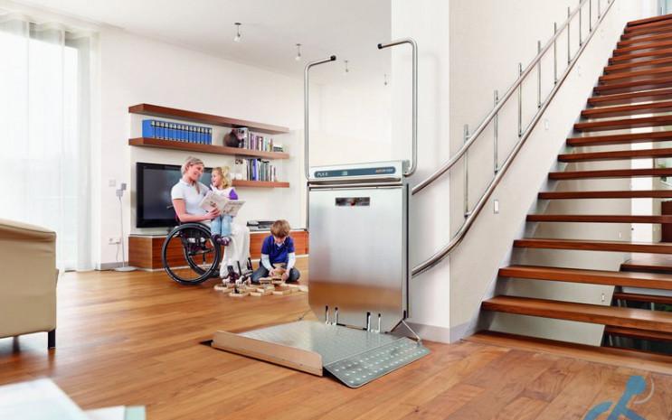 Installare un montascale in casa: la scelta e l'installazione