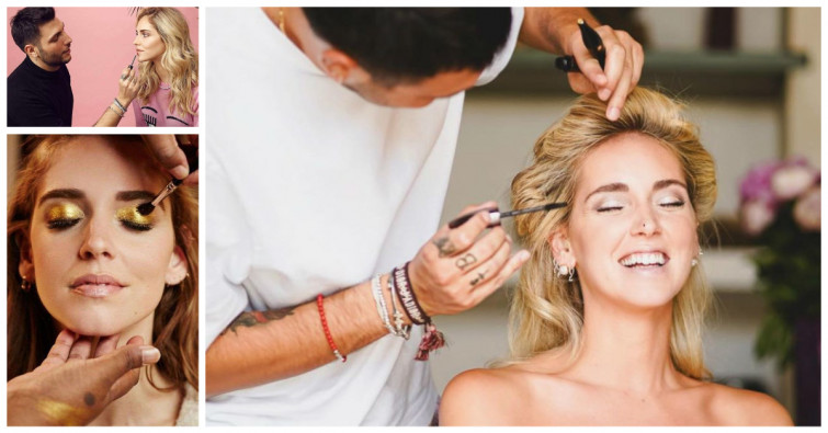 Manuele Mameli: il makeup artist di Chiara Ferragni