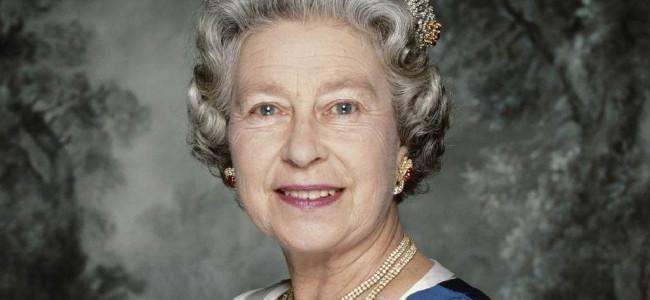 Habby Birthday Queen Elisabeth II