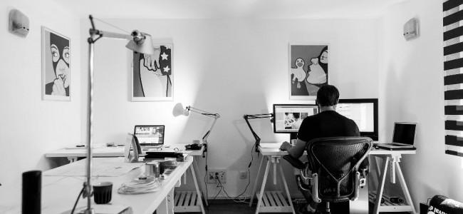 Home office, come organizzare il lavoro e prendersi cura degli spazi