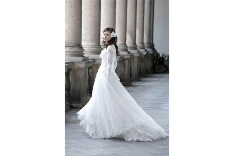 100% authentic cea60 36c88 Alberta FERRETTI abiti da sposa, collezione Forever 2014