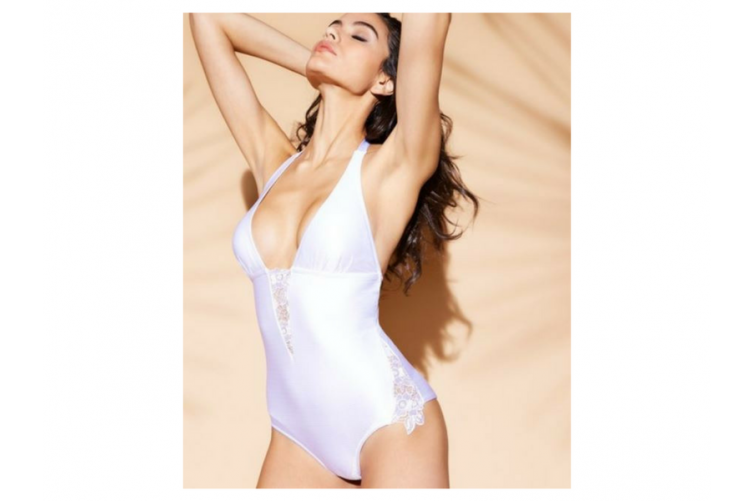 Costume intero Romantic Yamamay (59,90 euro)