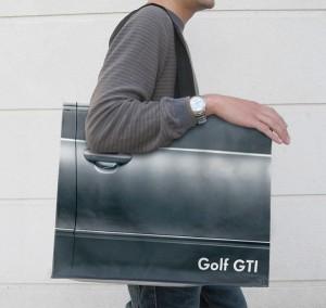 Borsa pubblicità Golf GTI!!